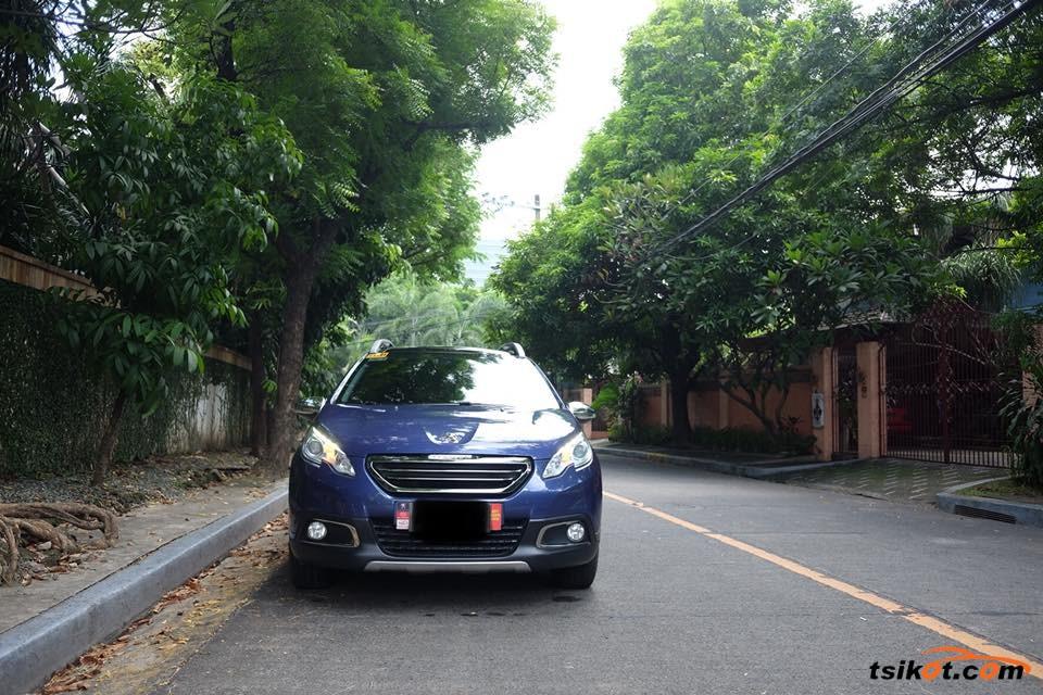 Peugeot 2008 2015 - 8