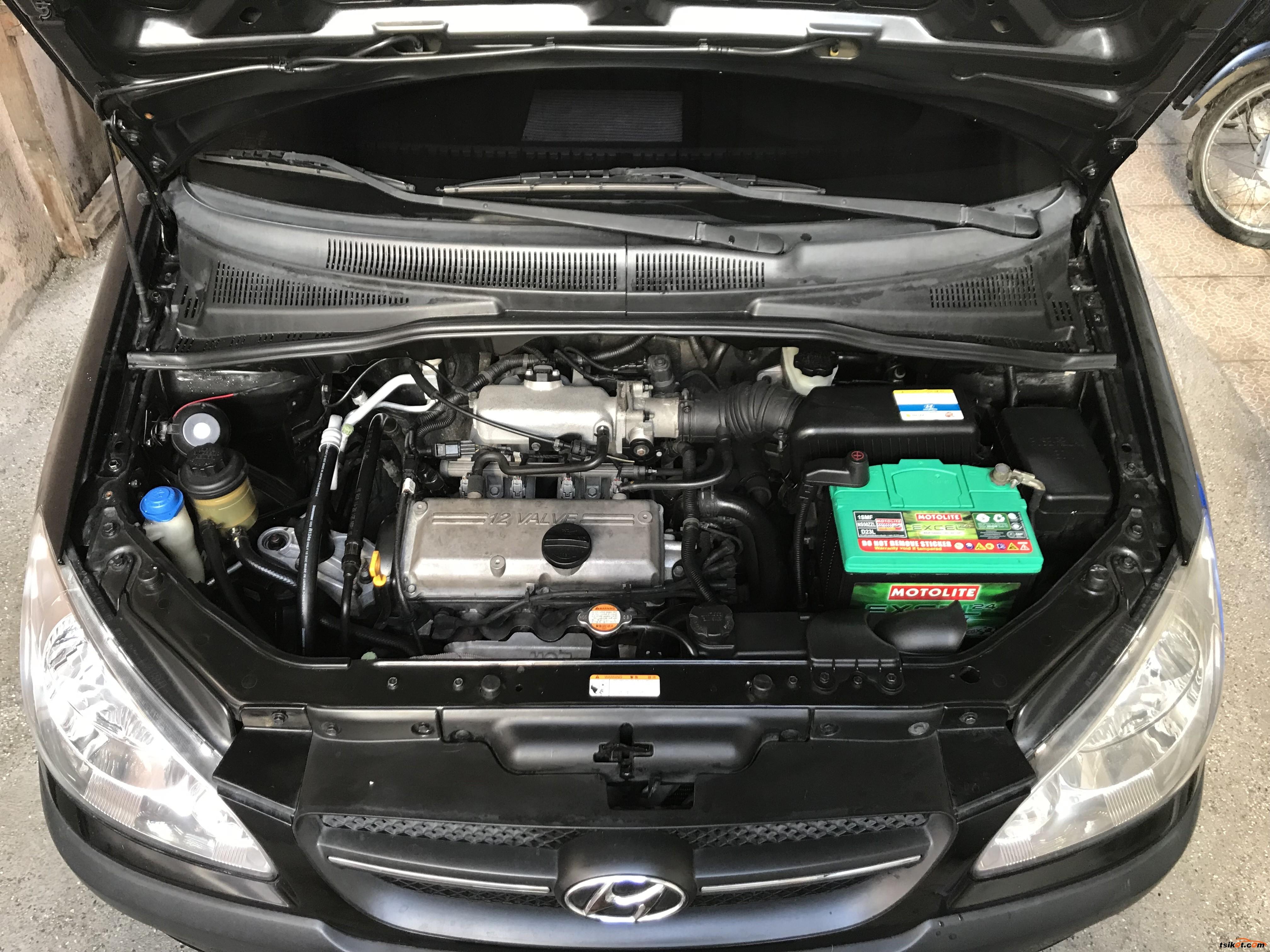 Hyundai Getz 2010 - 8