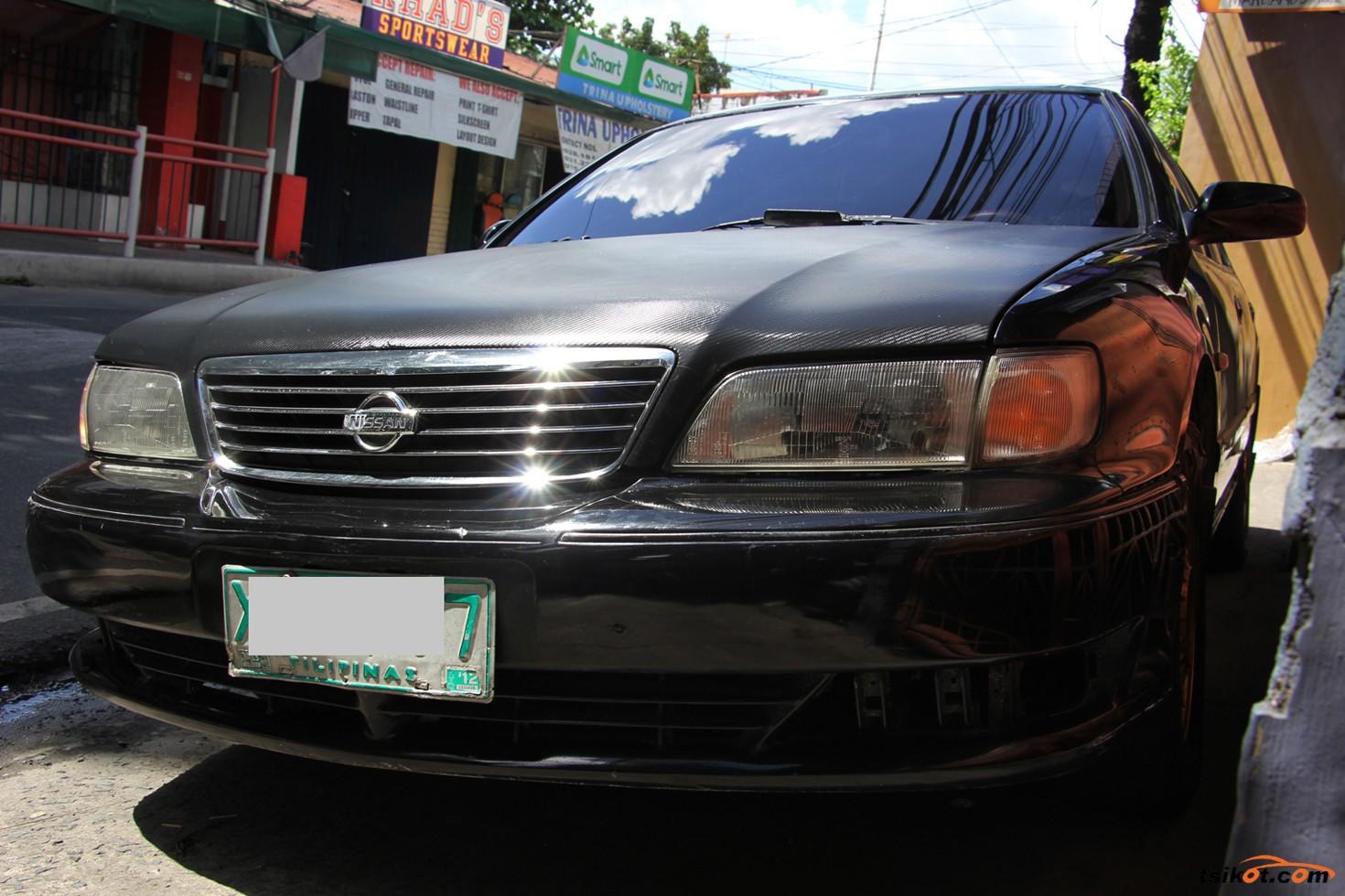 Nissan Cefiro 2000 - 7