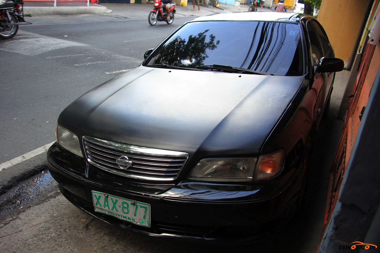 Nissan Cefiro 2000 - 8