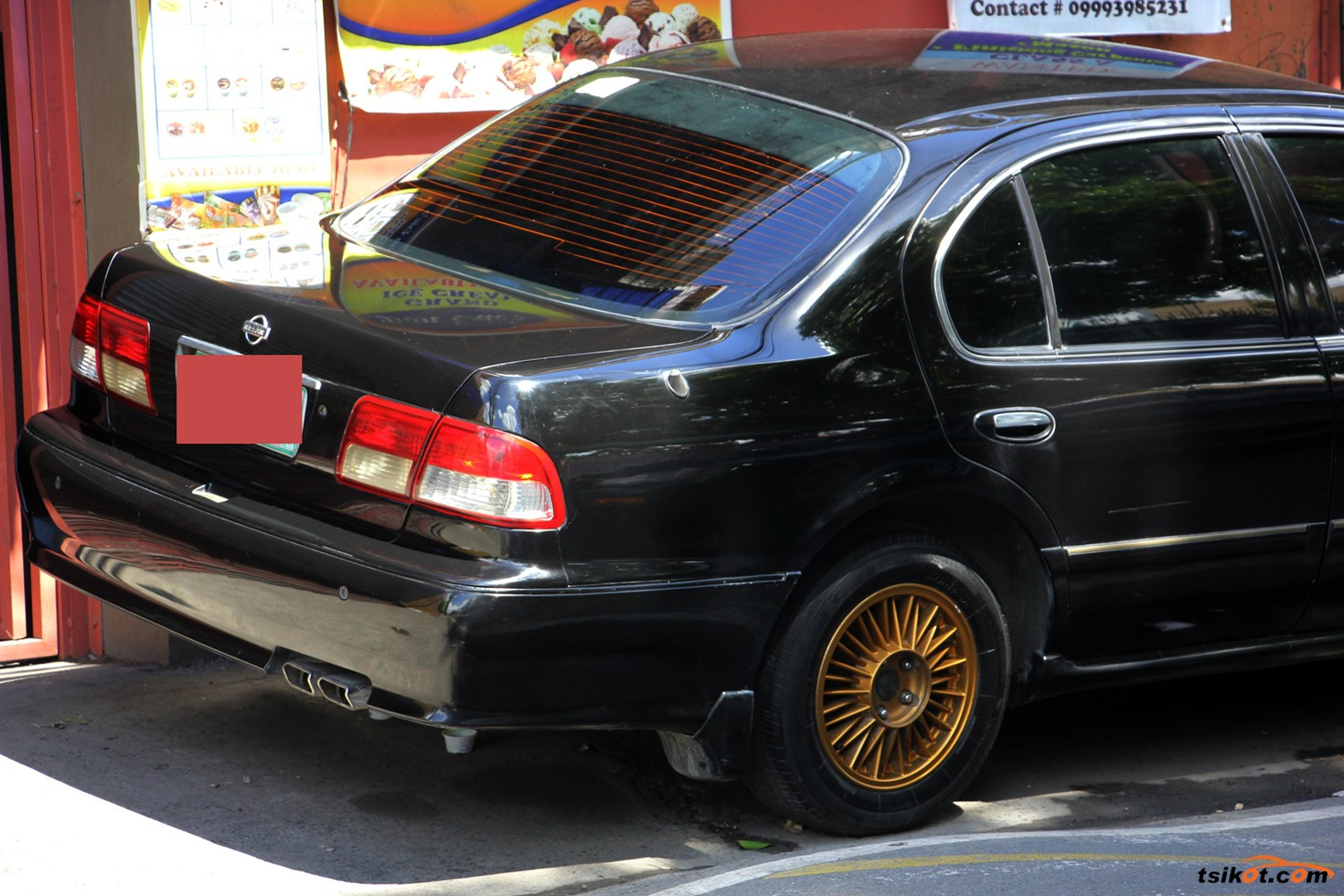 Nissan Cefiro 2000 - 9