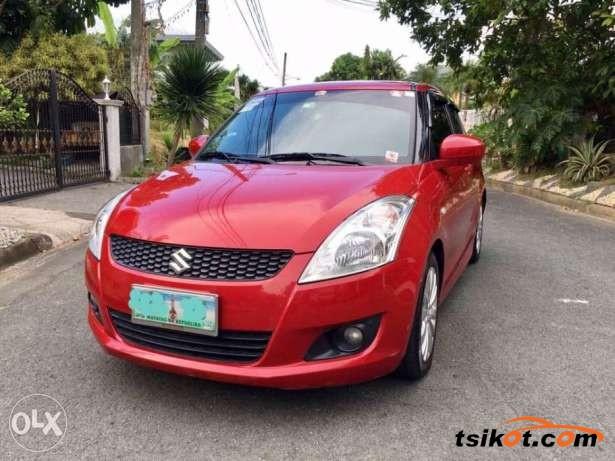 Suzuki Swift 2011 - 10