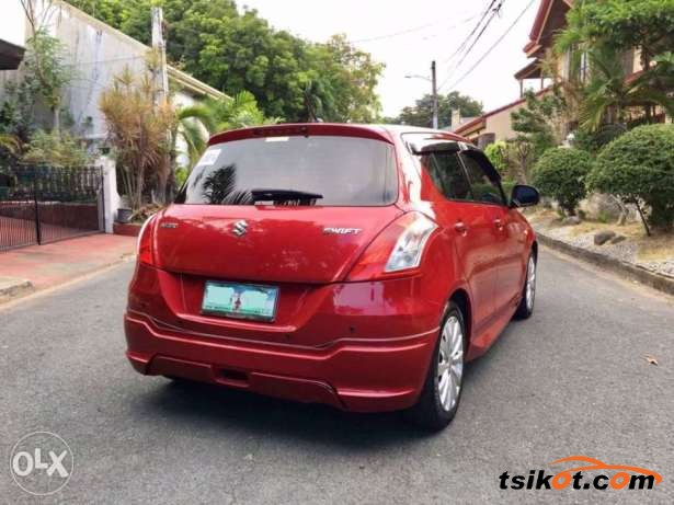 Suzuki Swift 2011 - 3
