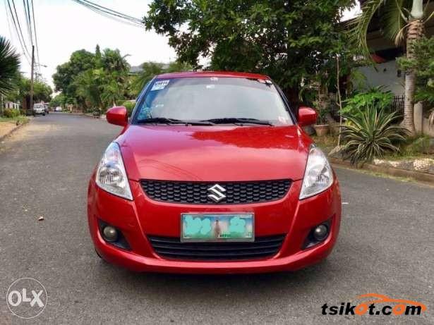Suzuki Swift 2011 - 4