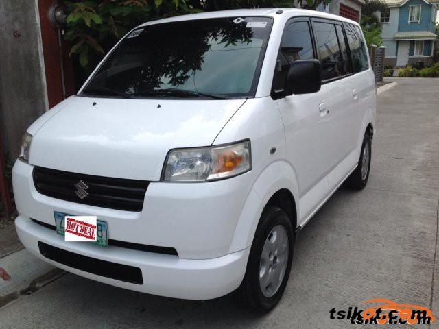 Suzuki Apv 2008 - 5