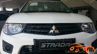 Mitsubishi Strada 2014 - 1
