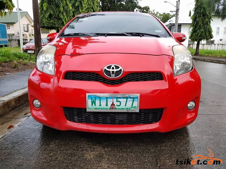 Toyota Yaris 2013 - 1