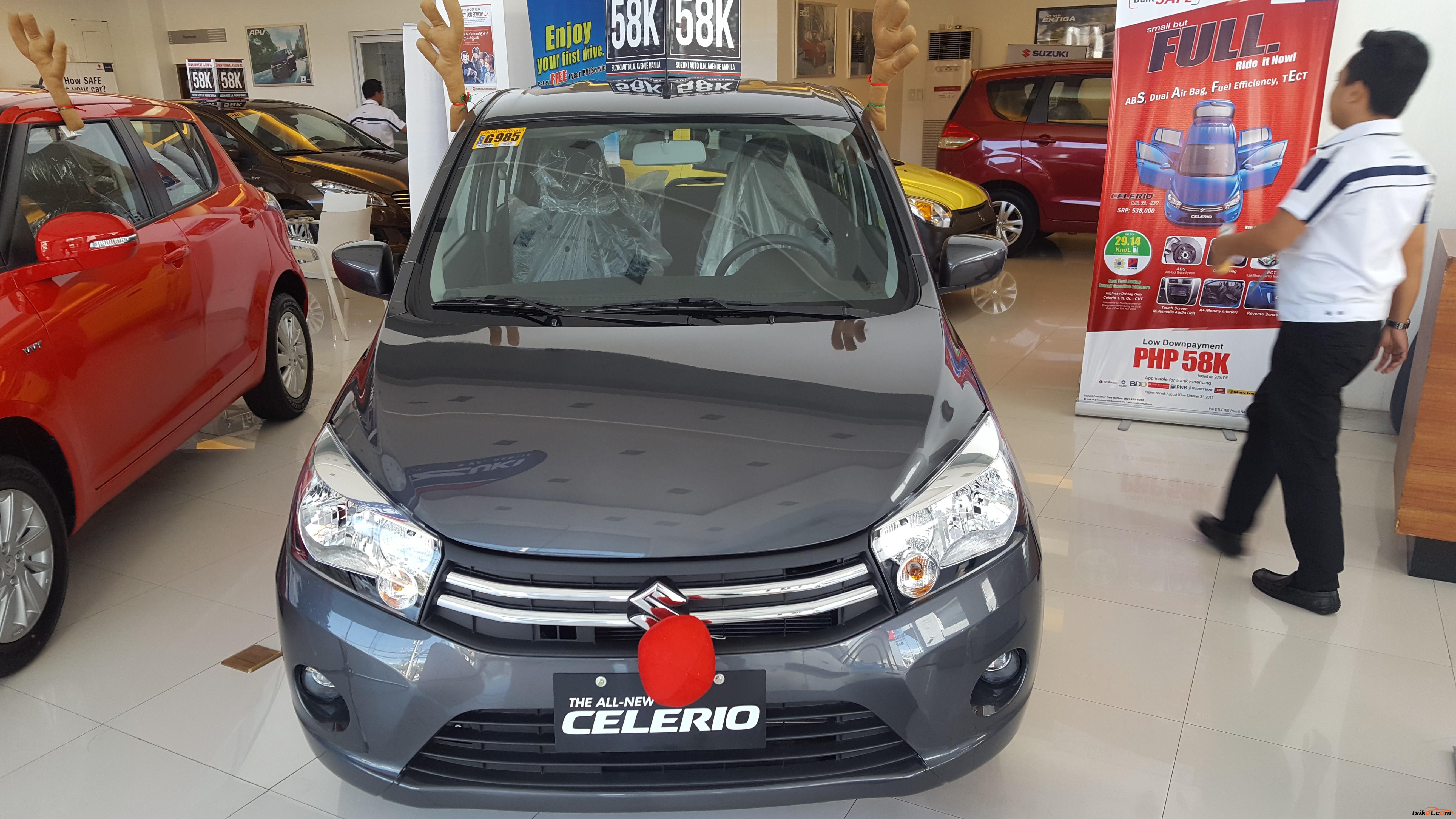 Suzuki Ertiga 2017 - 1