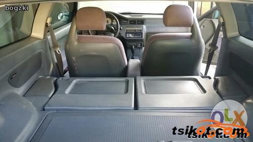 Honda Civic Del Sol 1993 - 4