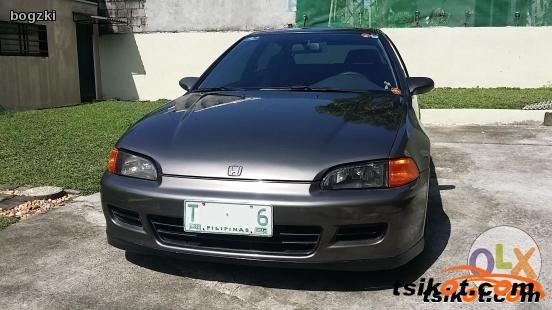Honda Civic Del Sol 1993 - 5