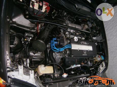 Honda Civic Del Sol 1993 - 6