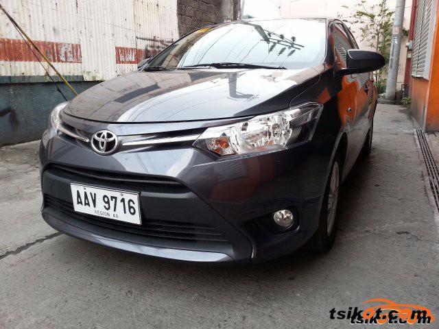 Toyota Vios 2014 - 4