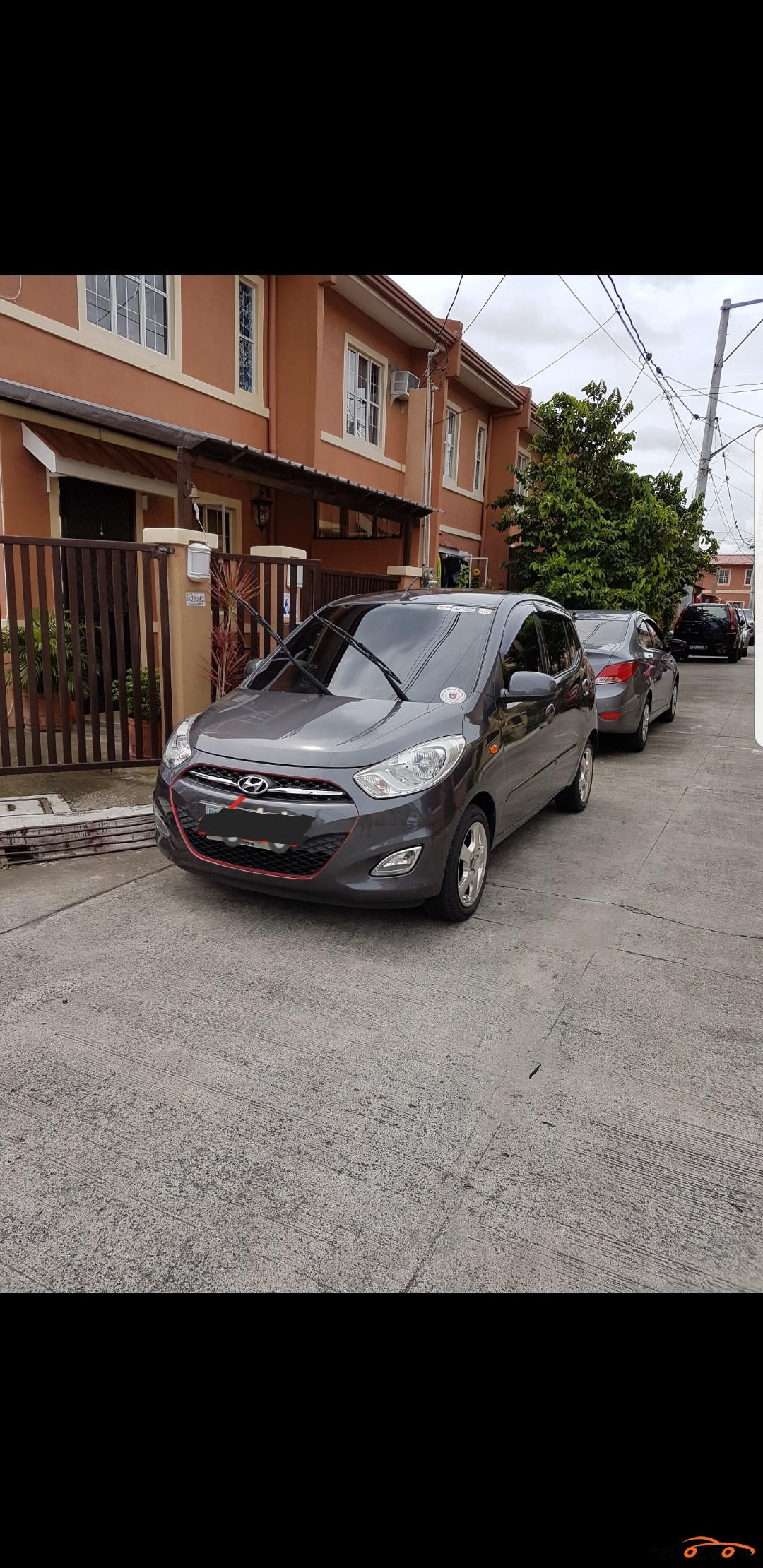 Hyundai I10 2011 - 2