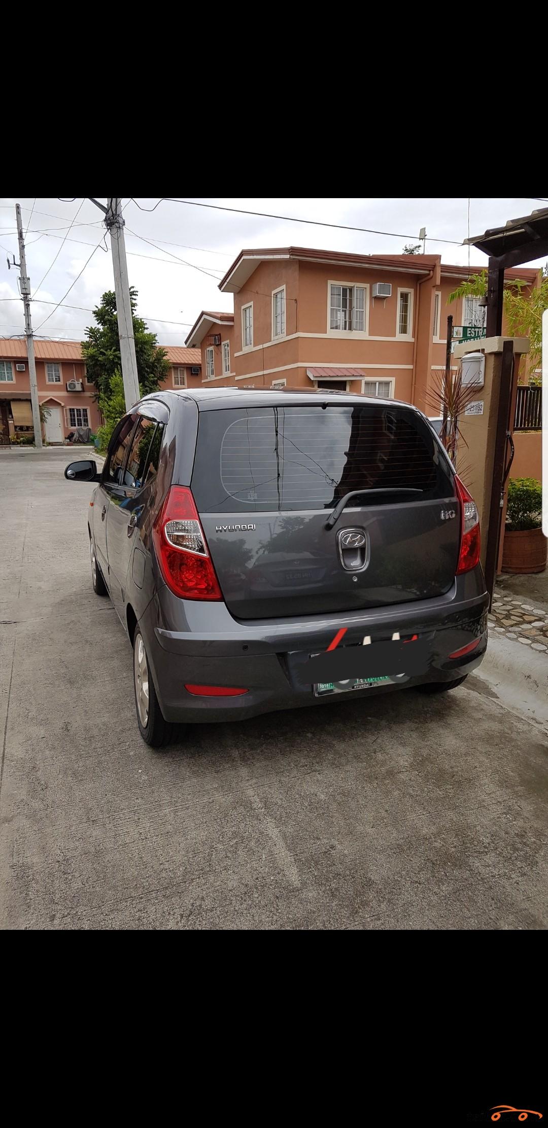 Hyundai I10 2011 - 3