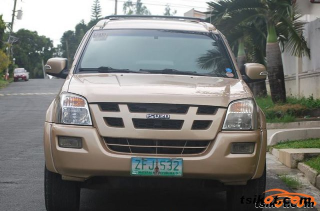 Isuzu Alterra 2006 - 2