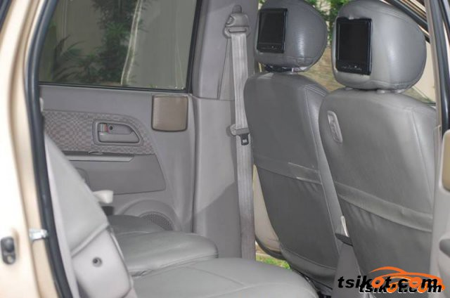 Isuzu Alterra 2006 - 3