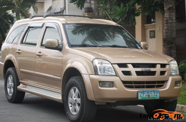 Isuzu Alterra 2006 - 4