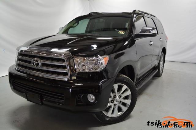 Toyota Sequoia 2012 - 1
