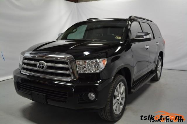 Toyota Sequoia 2012 - 2