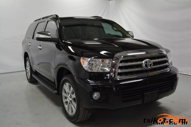 Toyota Sequoia 2012 - 5