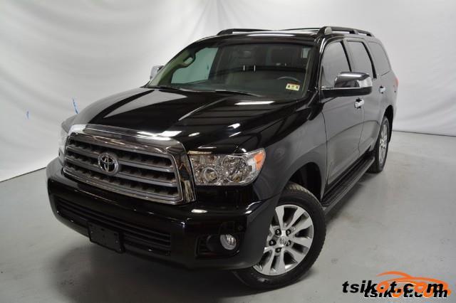 Toyota Sequoia 2012 - 6