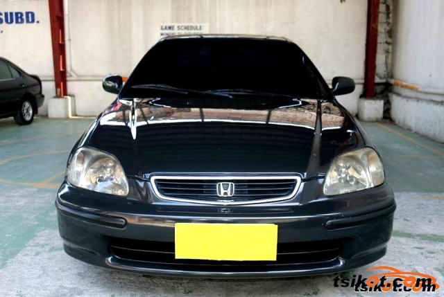 Honda Civic 1996 - 6