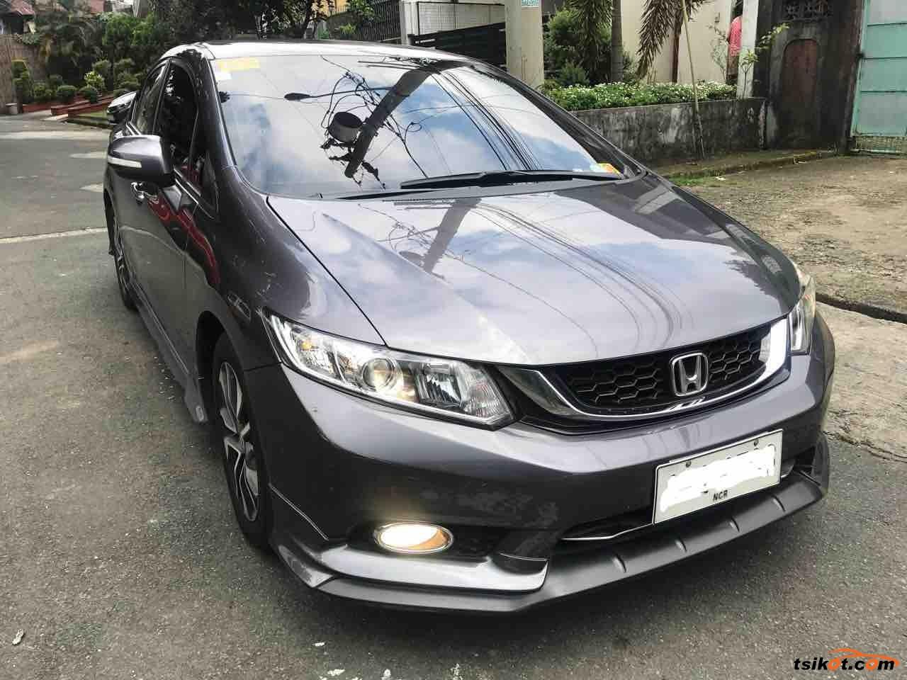 Honda Civic 2015 - 5