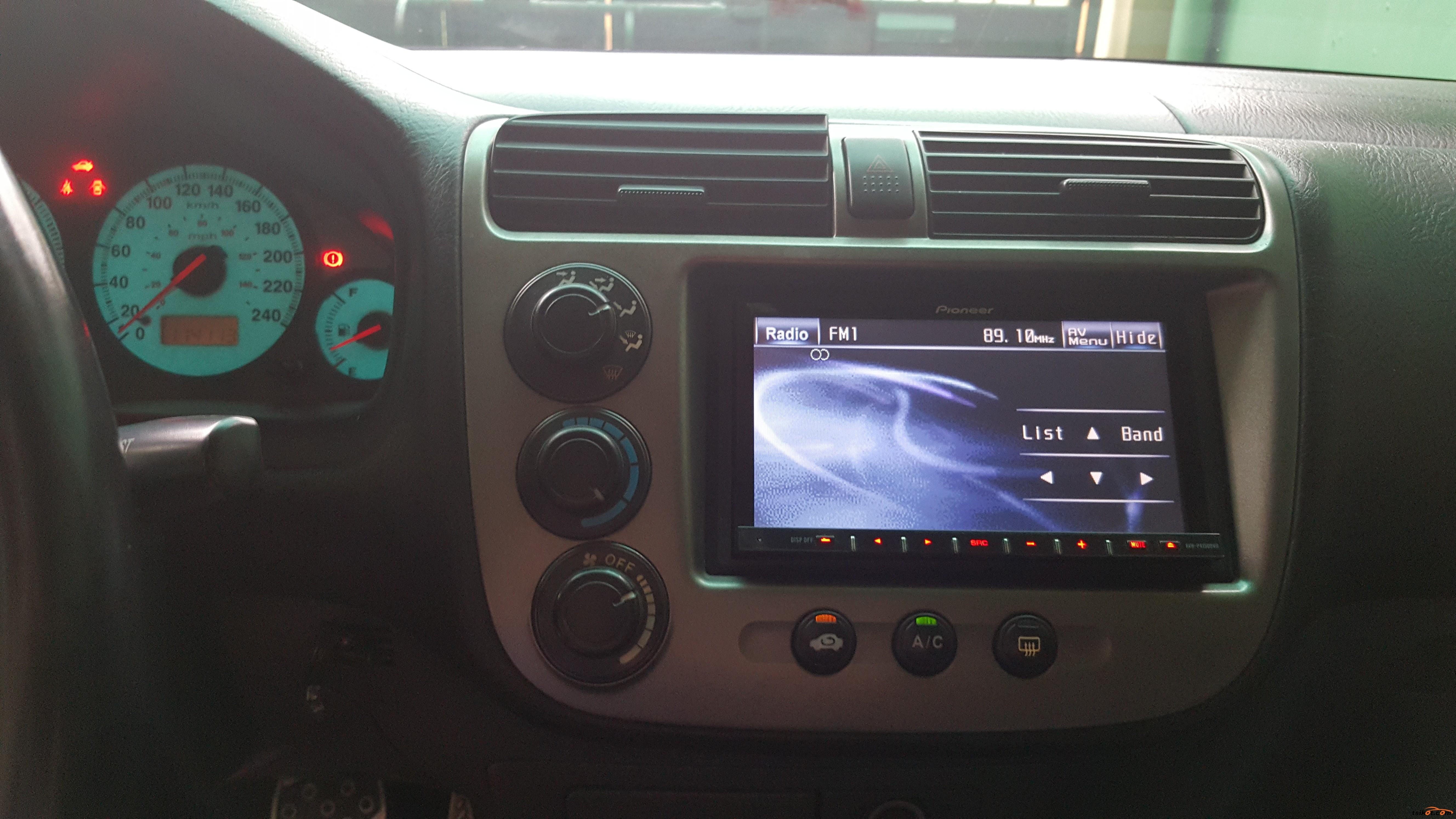 Honda Civic 2003 - 10
