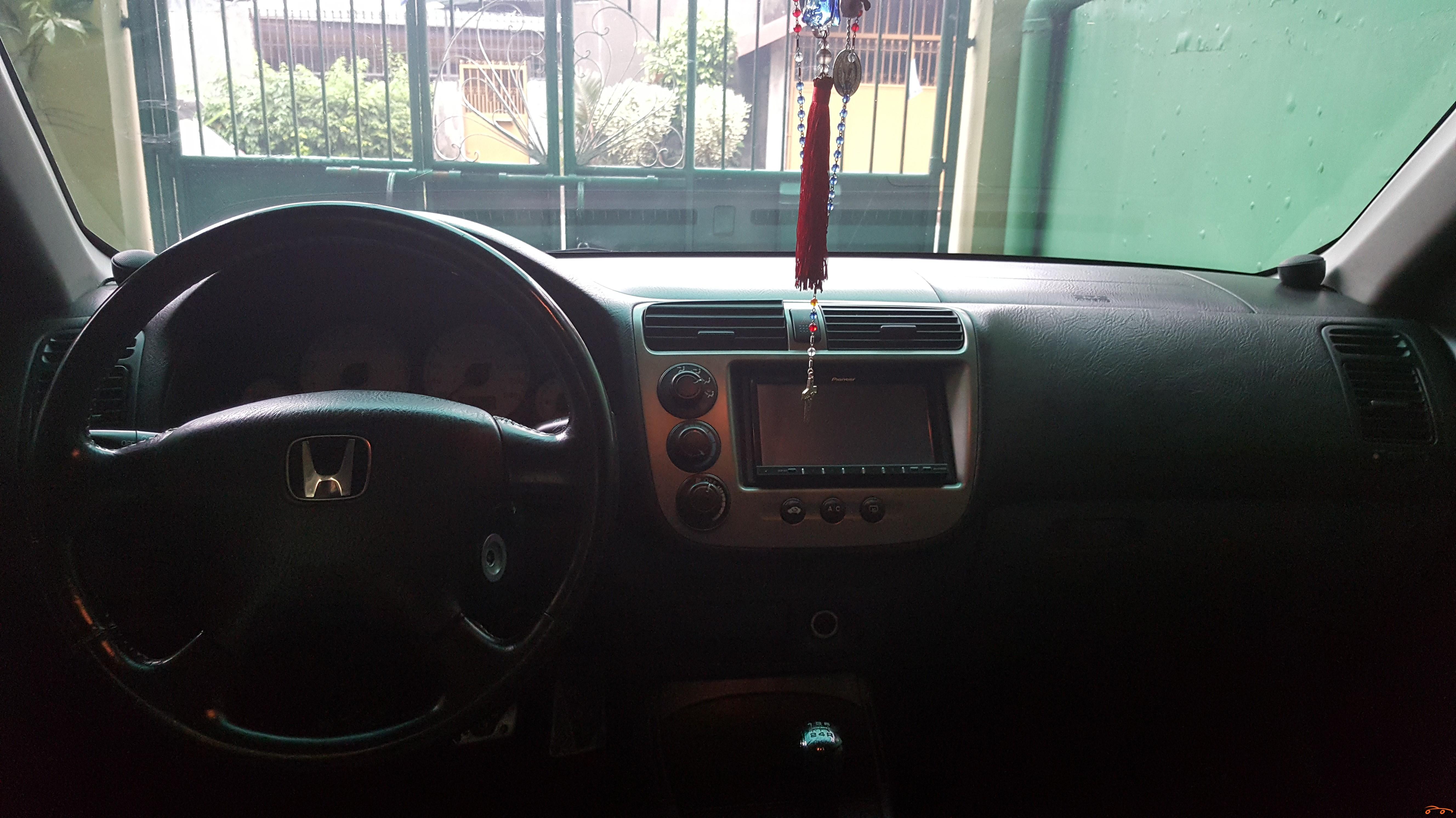 Honda Civic 2003 - 7