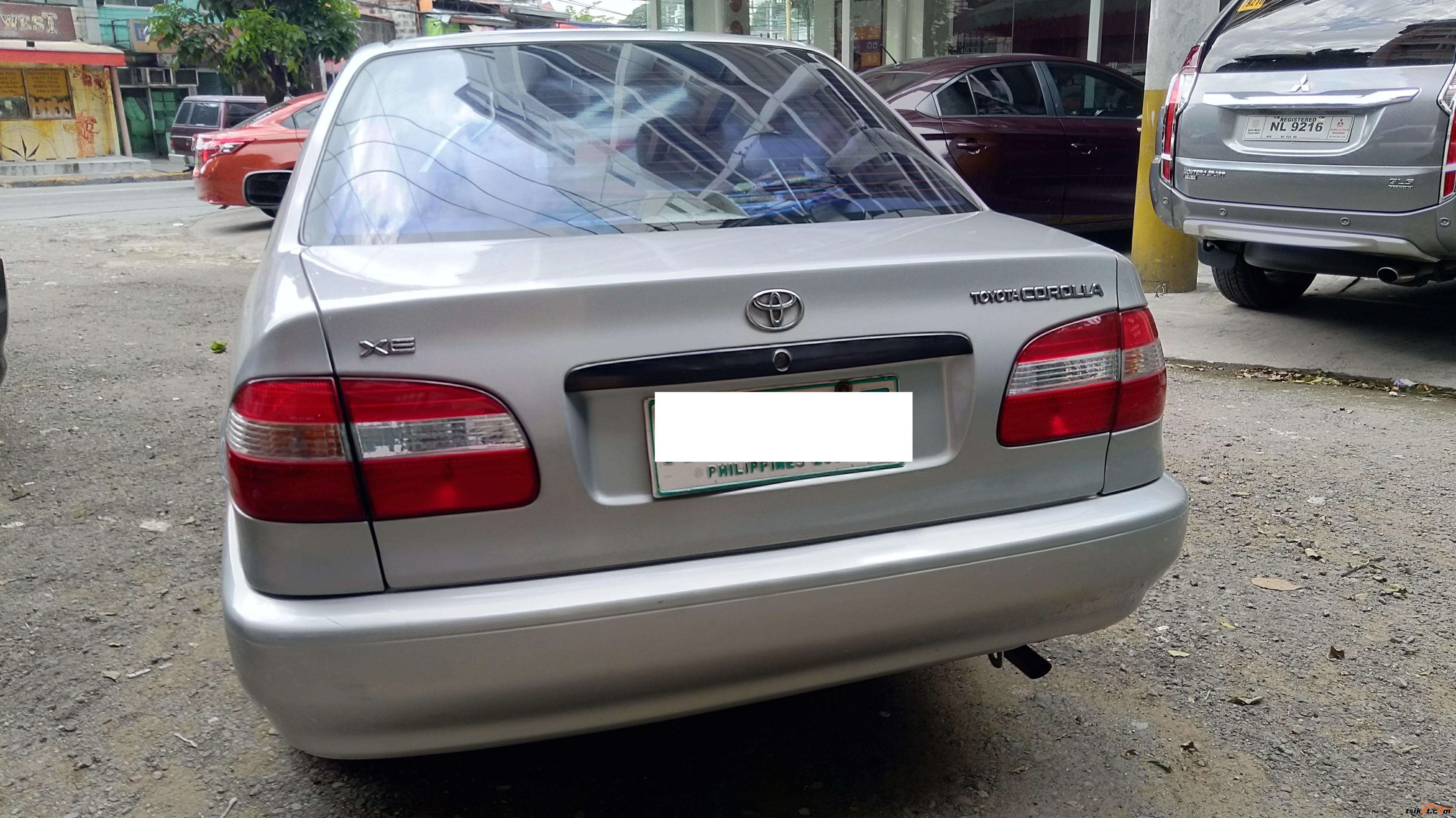 Toyota Corolla 1998 - 2