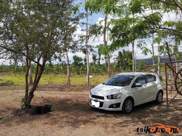 Chevrolet Sonic 2013 - 1