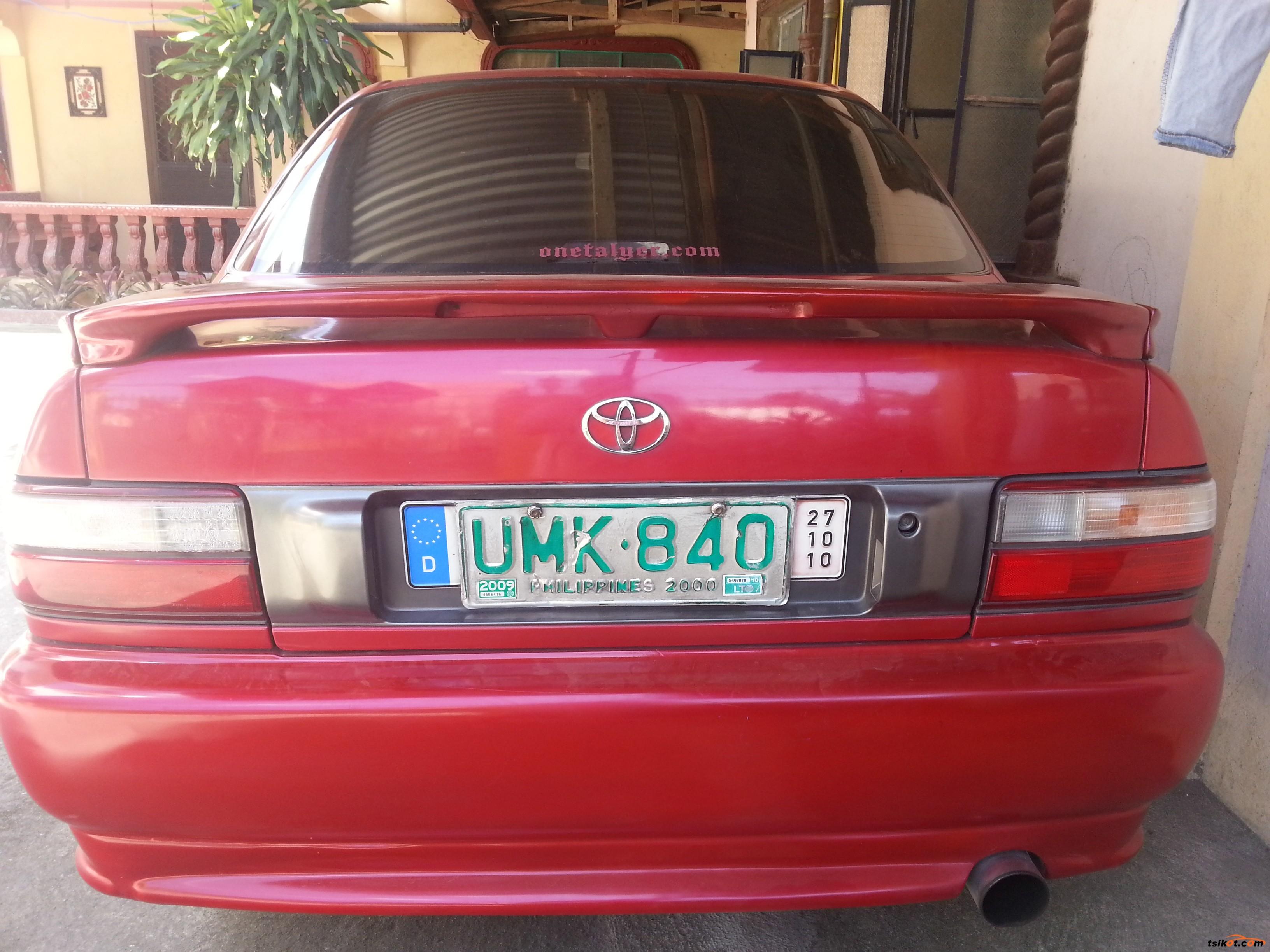 Toyota Corolla 1996 - 3