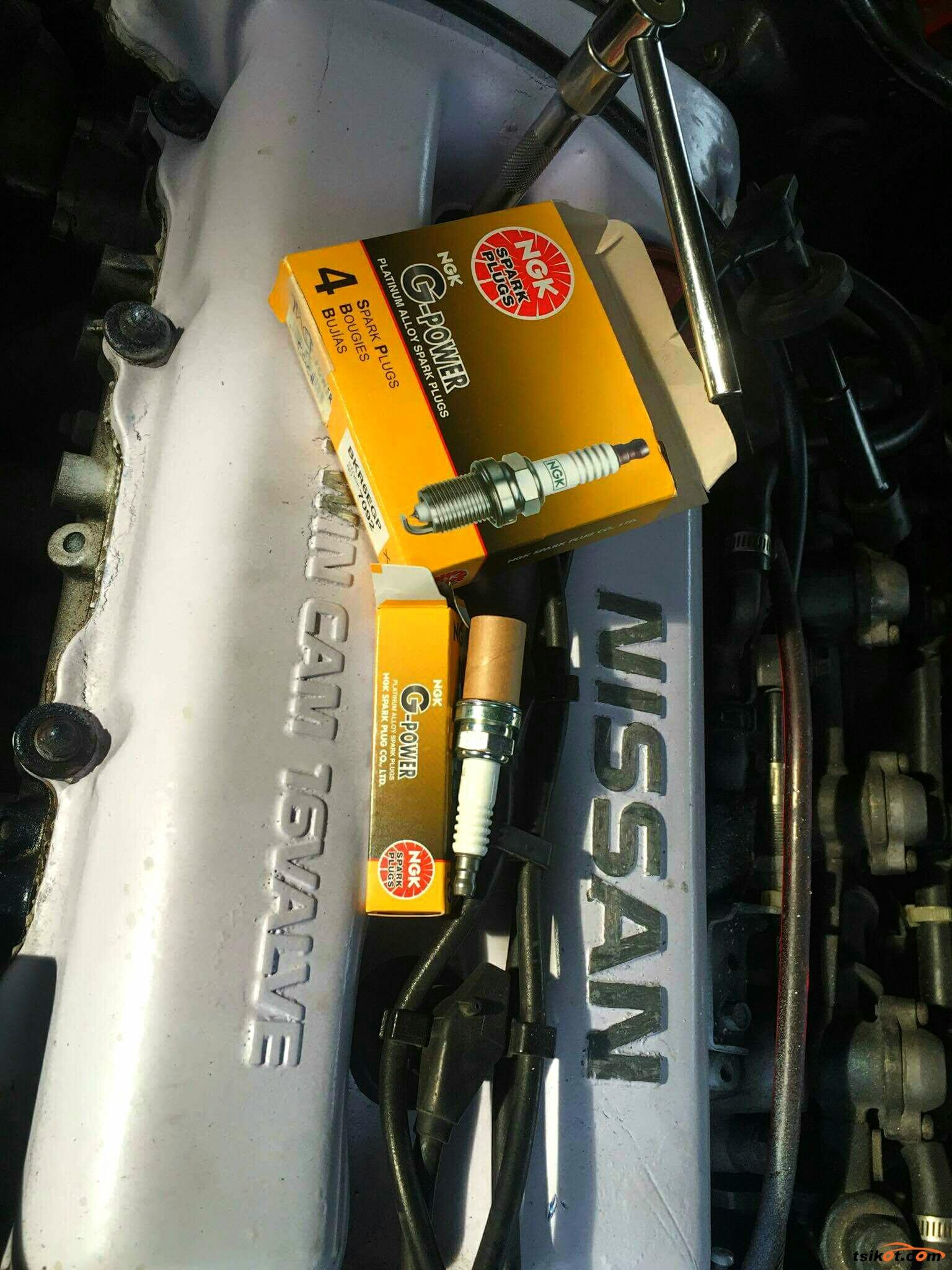 Nissan Sentra 1995 - Car for Sale Metro Manila