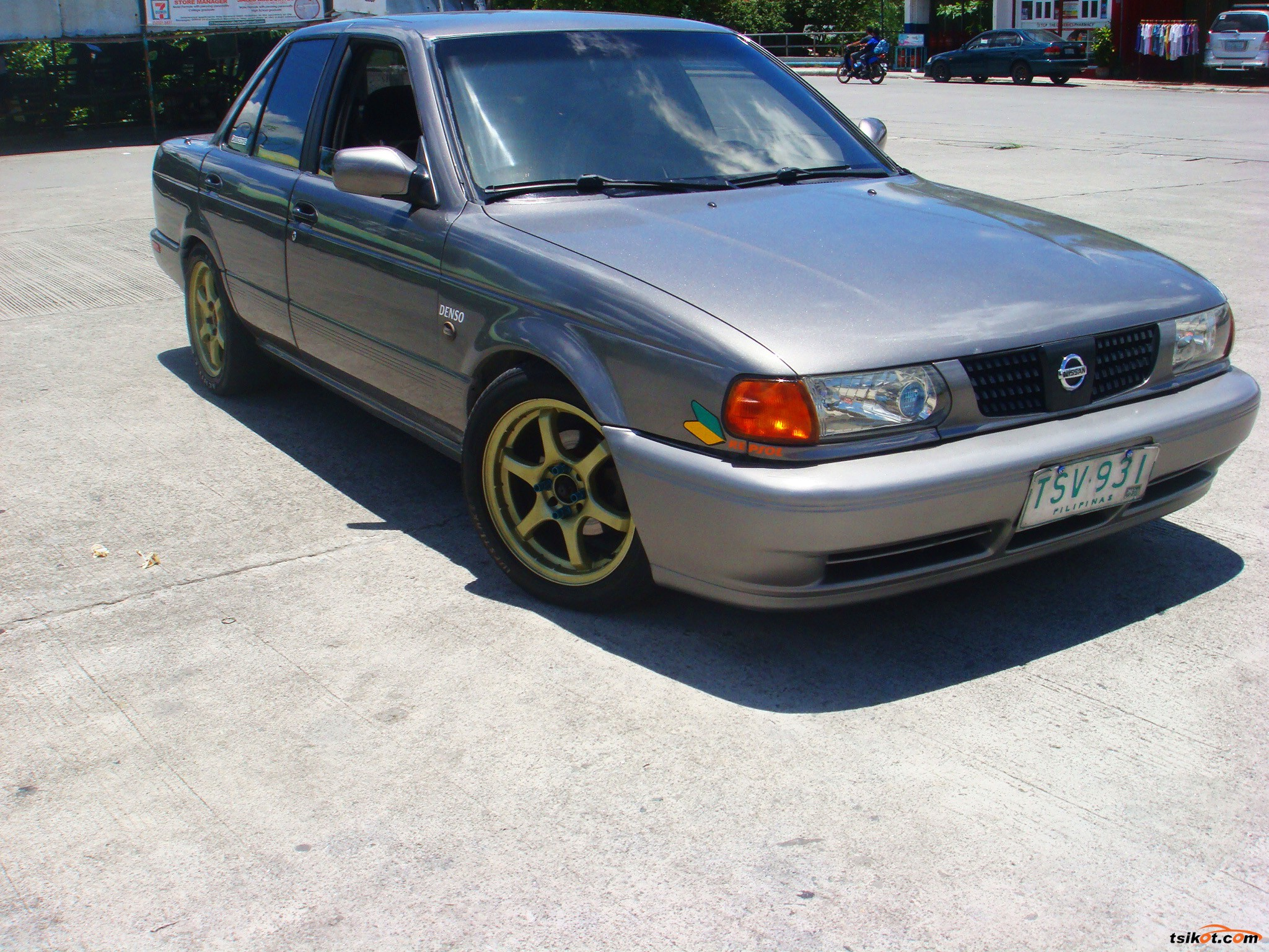 nissan sentra 1995 car for sale metro manila. Black Bedroom Furniture Sets. Home Design Ideas
