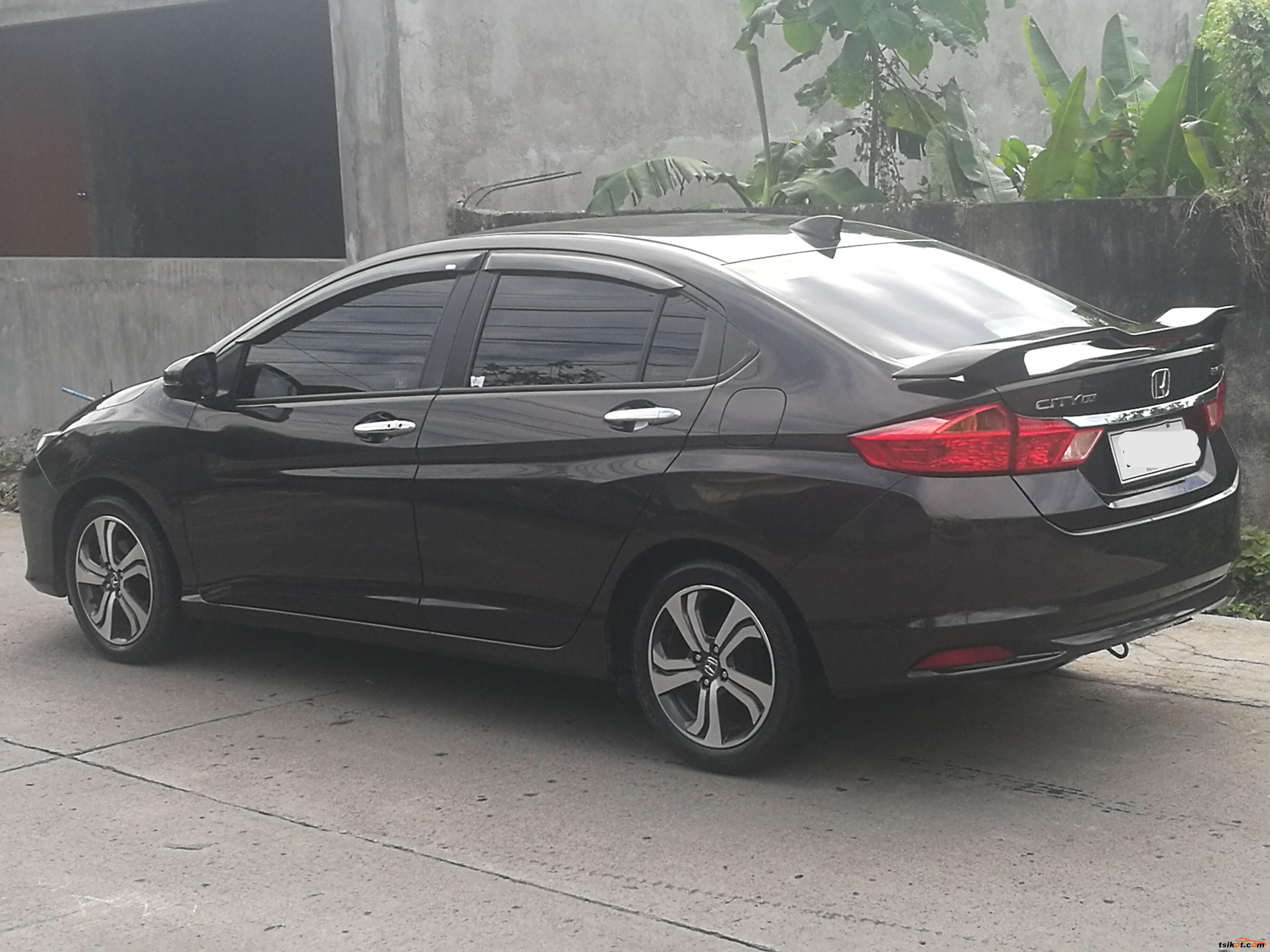 Honda City 2015 - Car for Sale Metro Manila