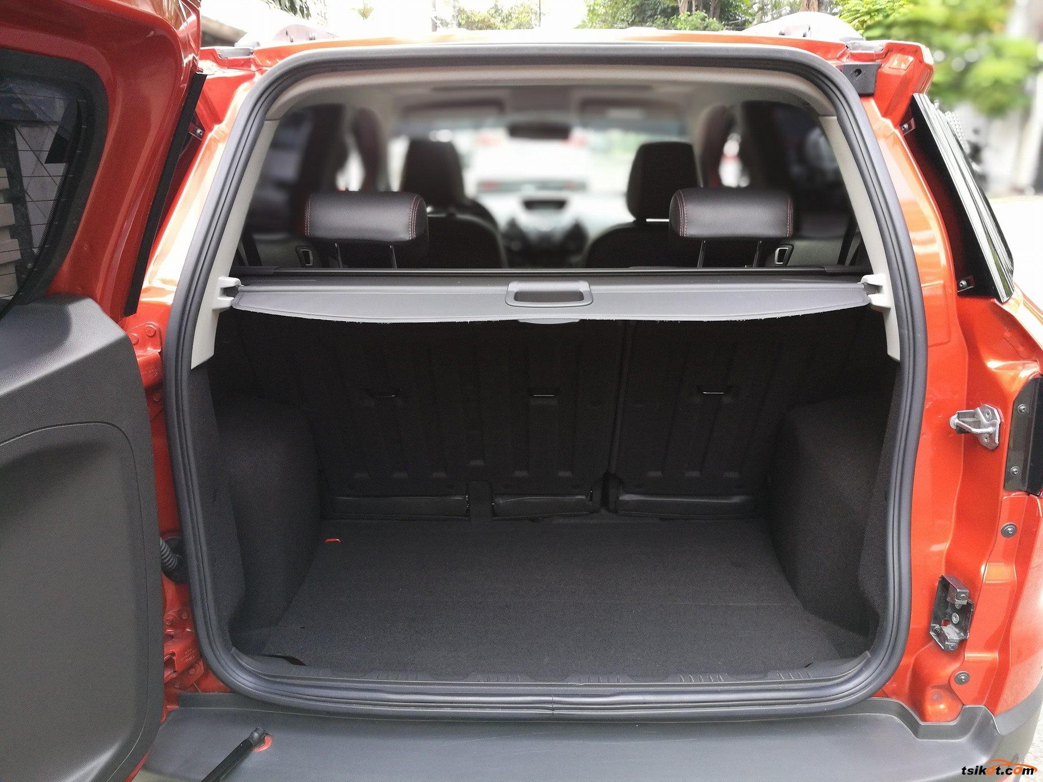 Ford Ecosport 2015 - 5