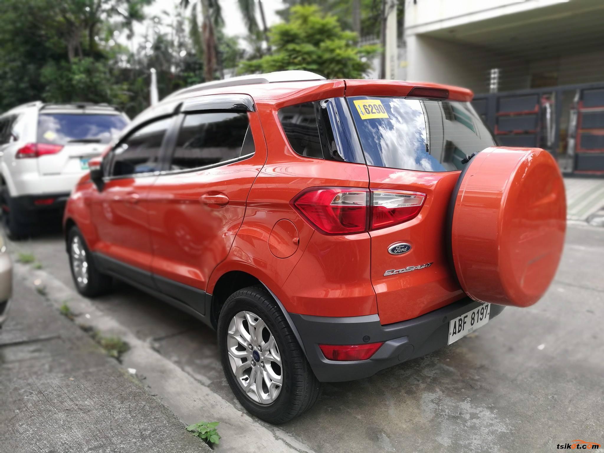 Ford Ecosport 2015 - 9