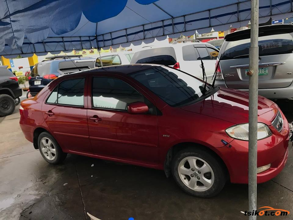 Toyota Vios 2004 - 8