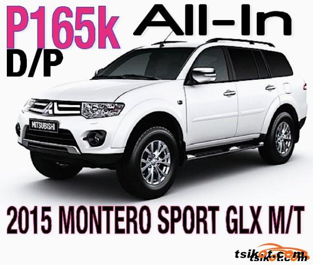 Mitsubishi Montero 2015 - 1
