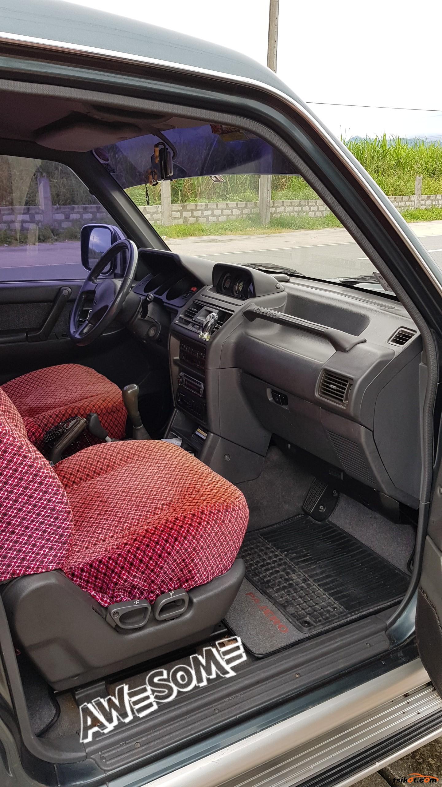 Mitsubishi Pajero 1992 - 6