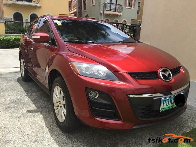 Mazda Cx-7 2011 - 9