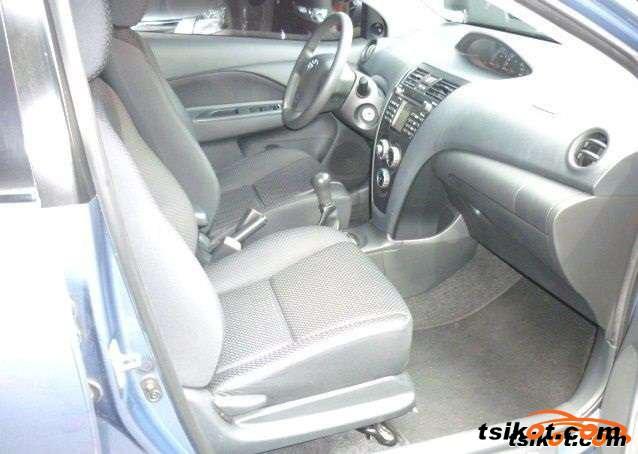 Toyota Vios 2007 - 1