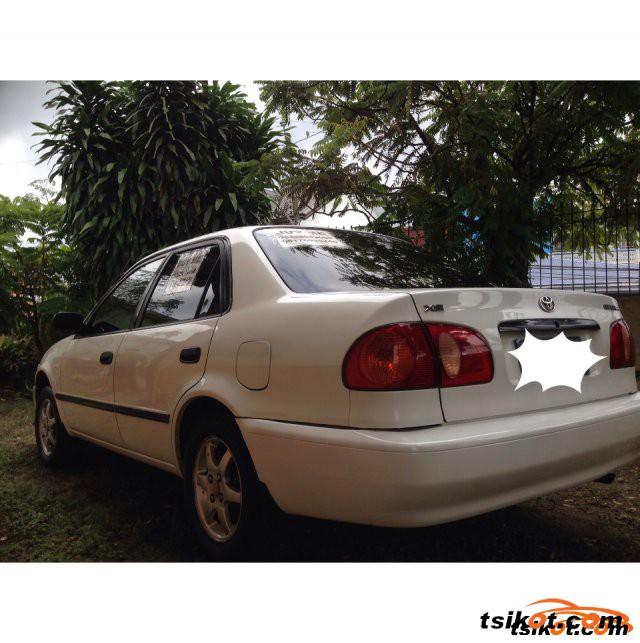 2000 Toyota Corolla For Sale: Car For Sale Metro Manila