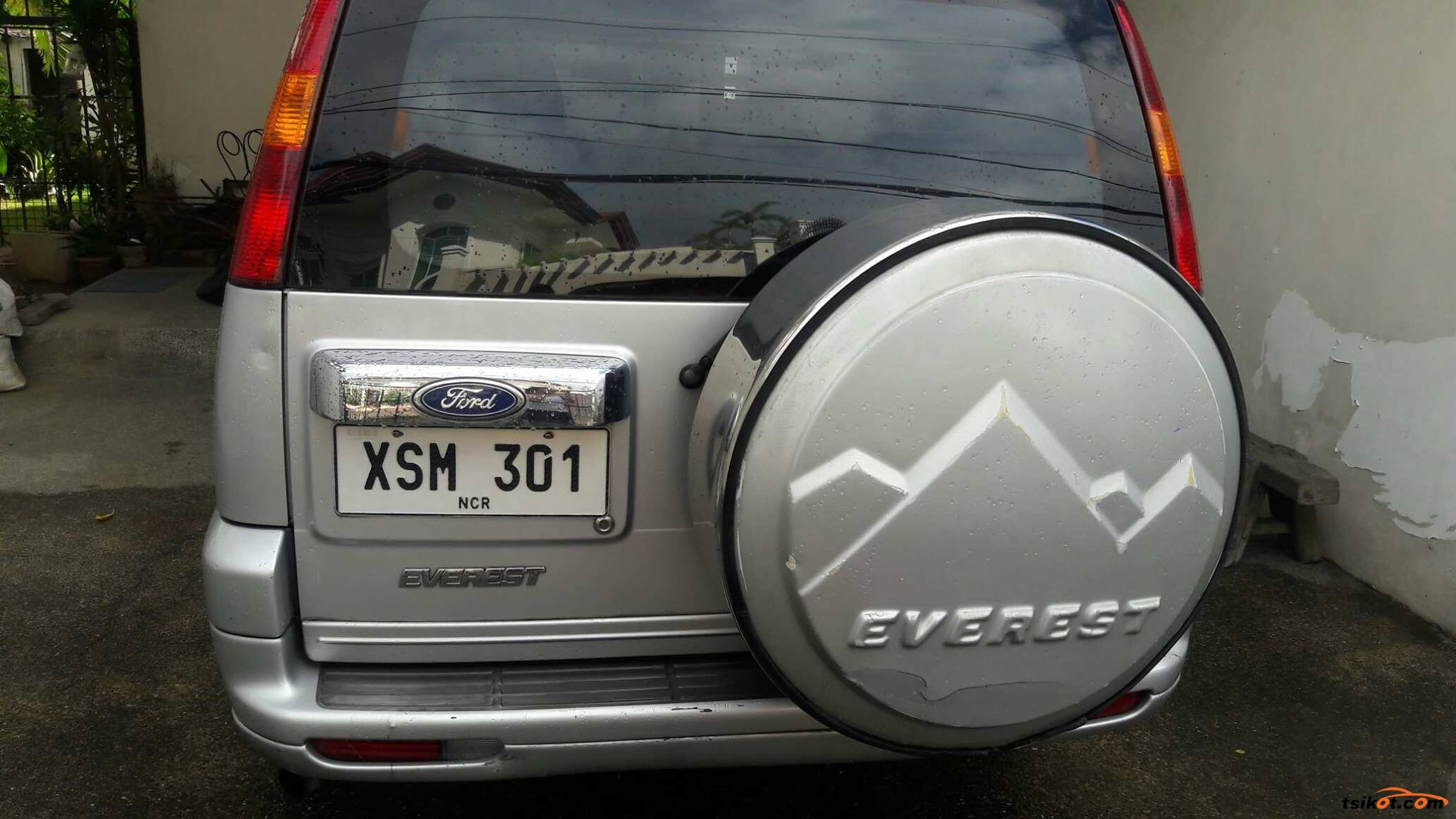 Ford Everest 2004 - 2