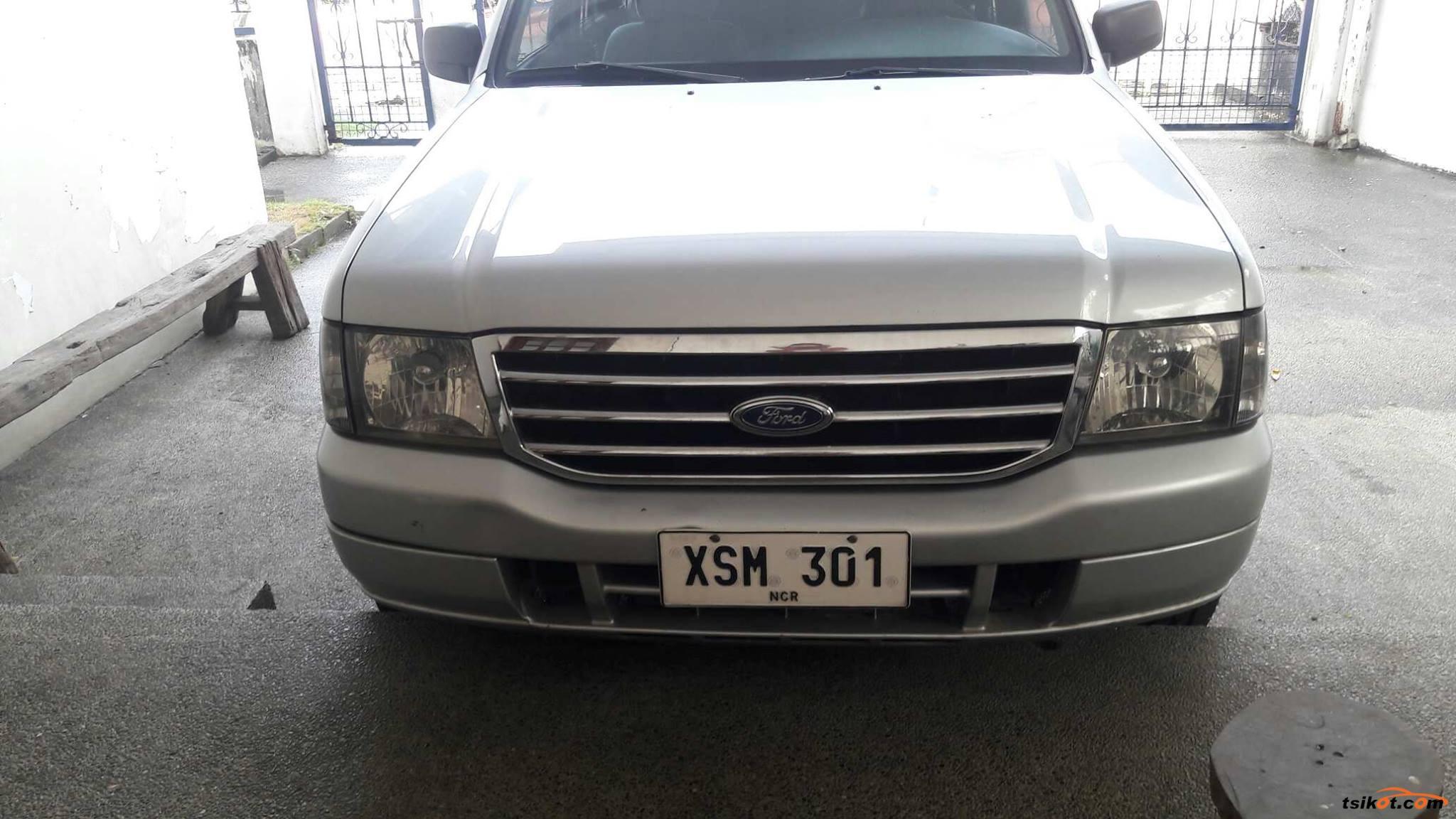 Ford Everest 2004 - 7