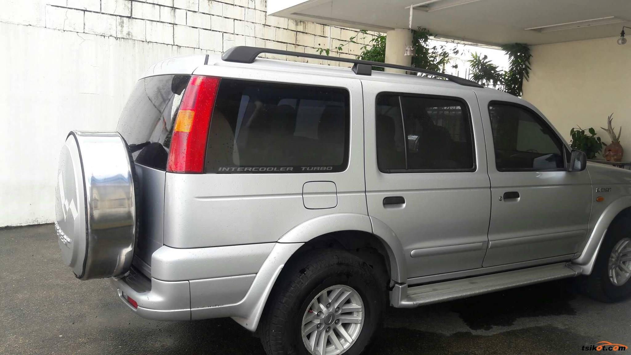 Ford Everest 2004 - 9