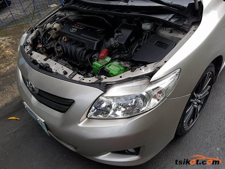 Toyota Corolla 2009 - 6