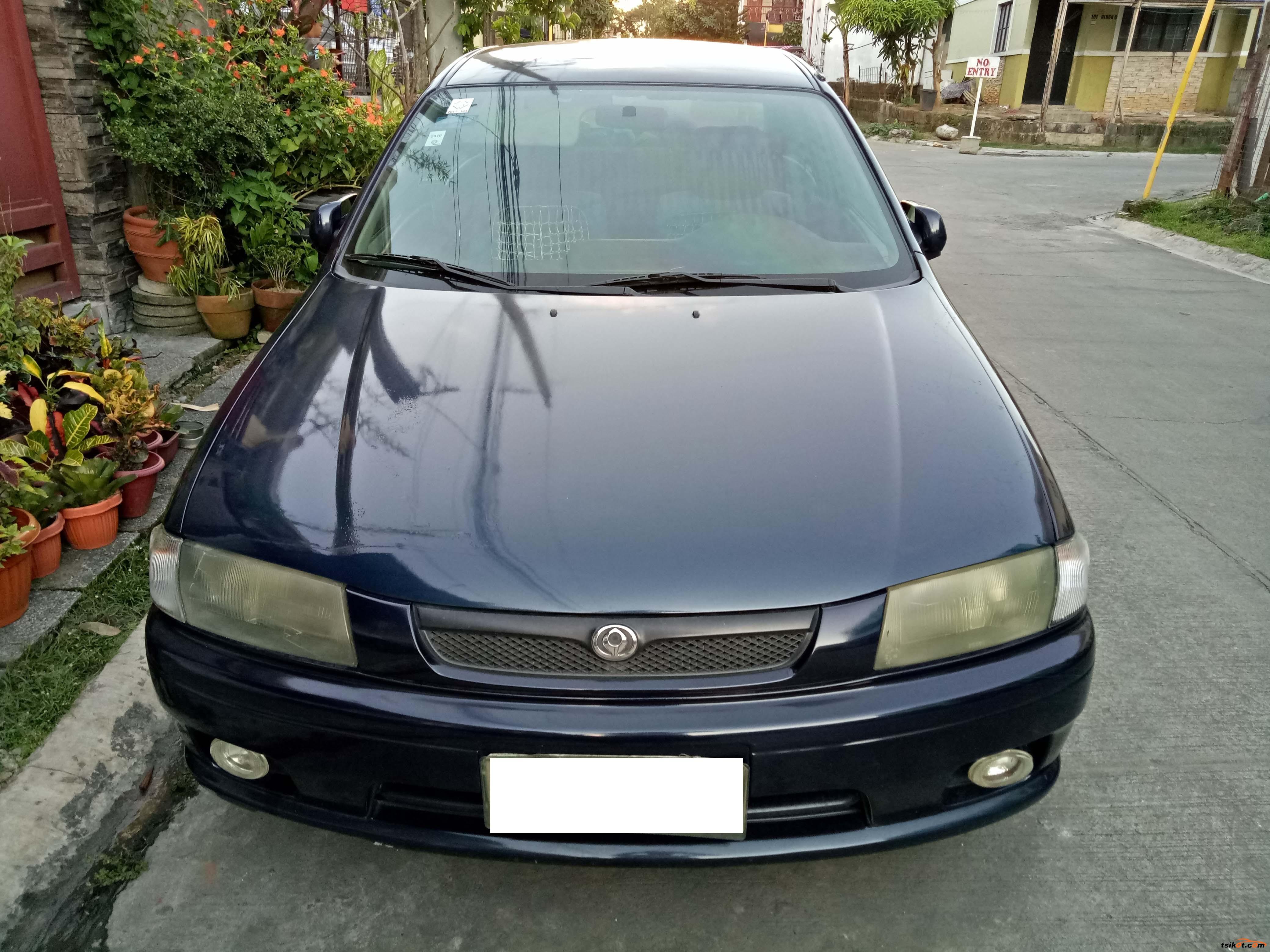 Mazda 323 1996 - 1