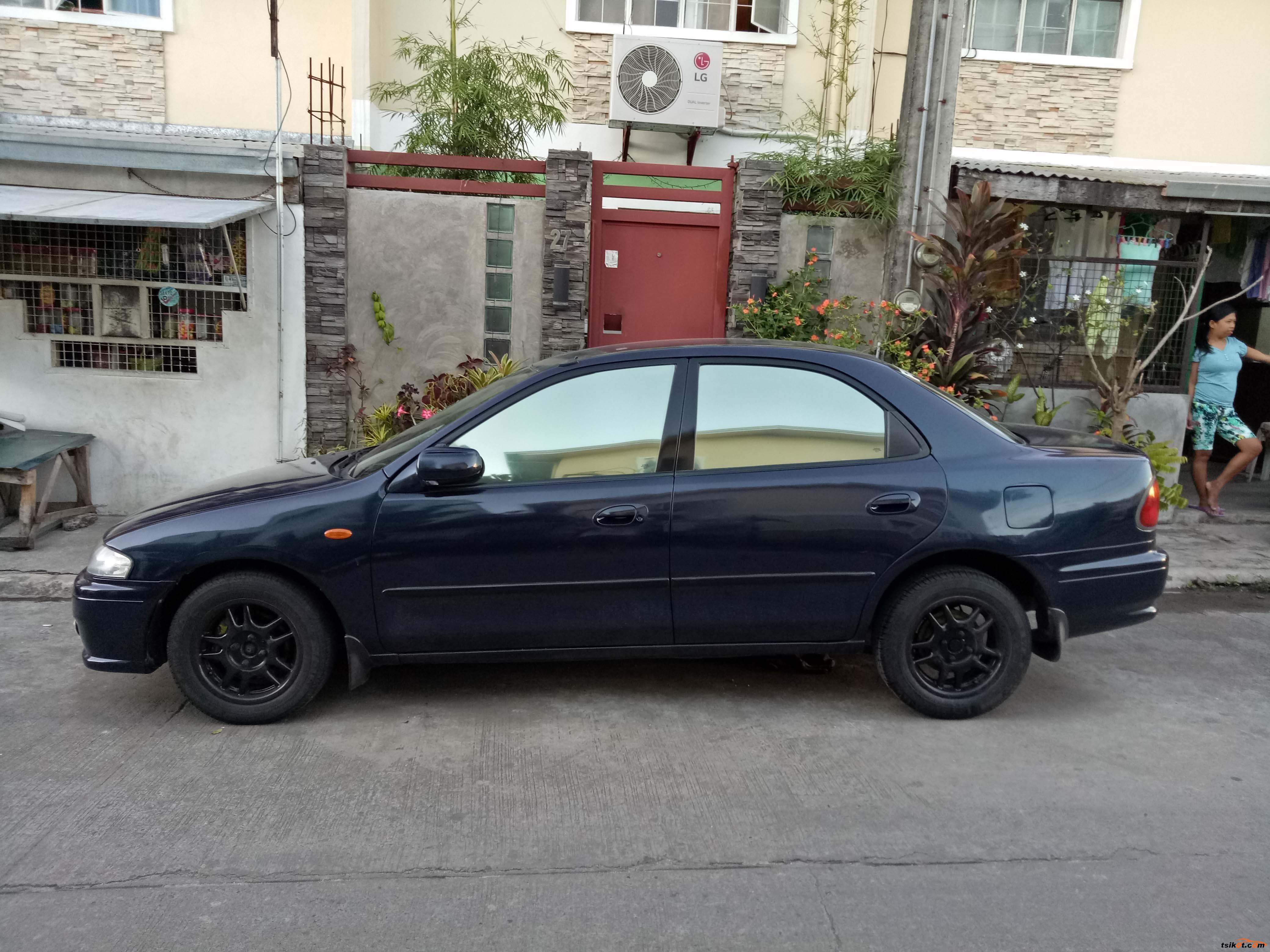 Mazda 323 1996 - 2