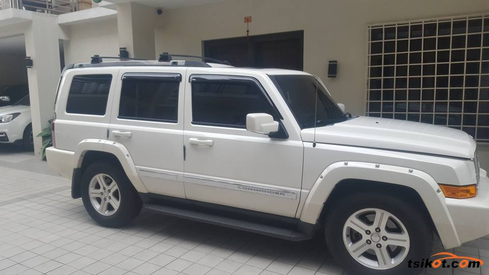 Jeep Commander 2009 - 2